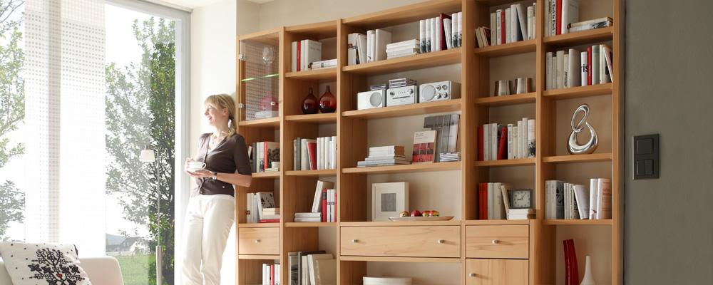 regalsysteme manfred schl ter. Black Bedroom Furniture Sets. Home Design Ideas