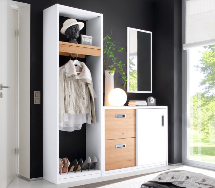 garderoben neu manfred schl ter. Black Bedroom Furniture Sets. Home Design Ideas